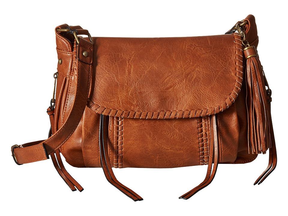 Steve Madden - BDee Crossbody (Cognac) Cross Body Handbags