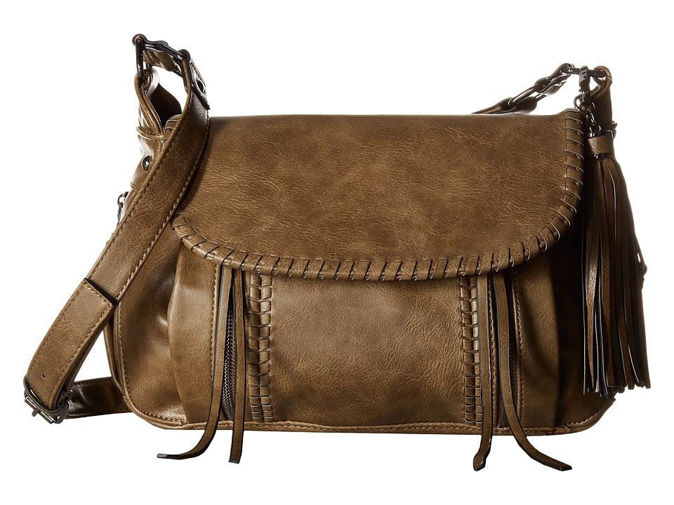 Steve Madden - BDee Crossbody (Olive) Cross Body Handbags