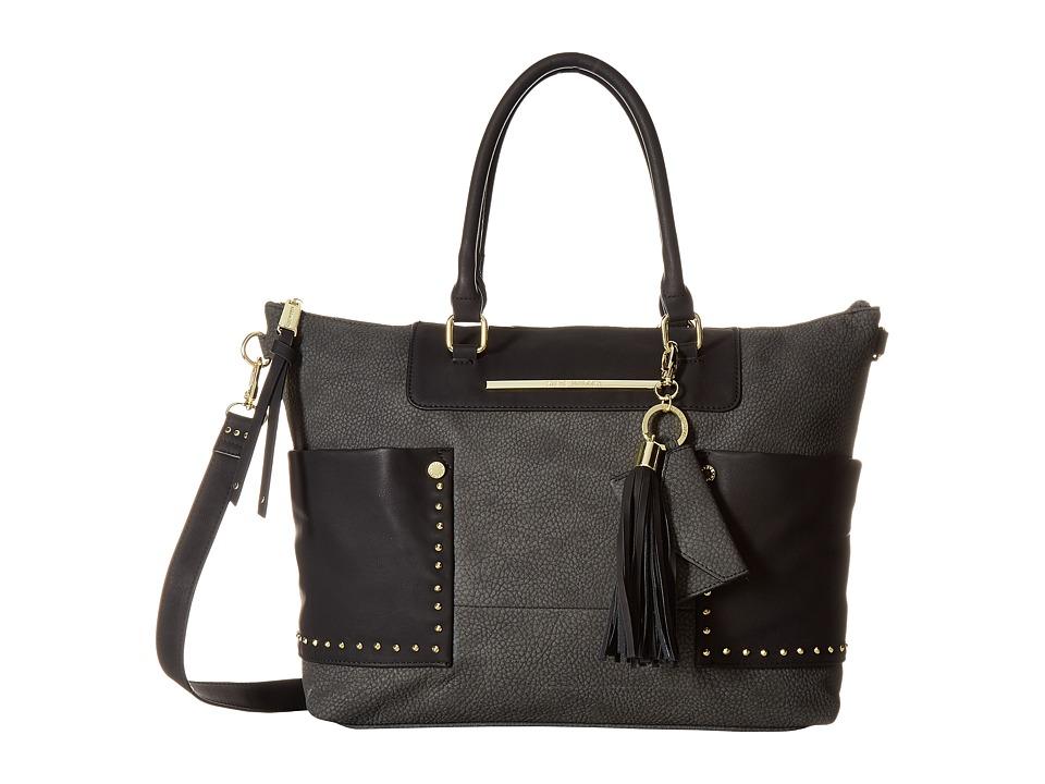 Steve Madden - BAnna Convertible Tote (Cognac) Tote Handbags