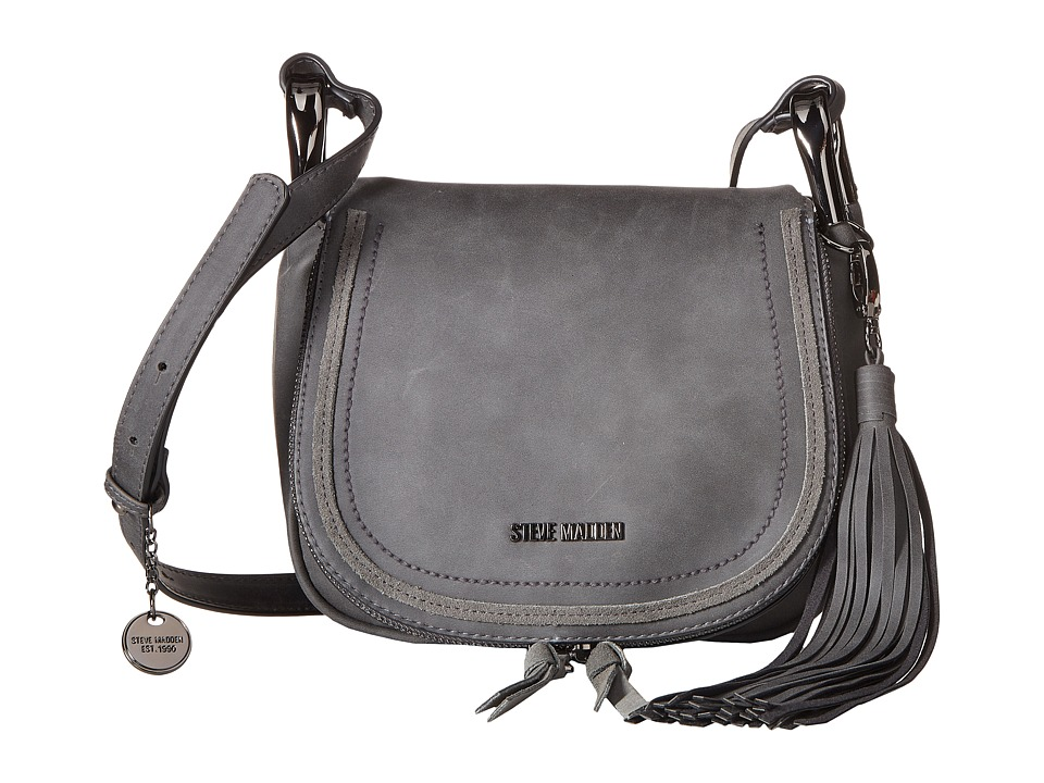 Steve Madden - BWilla Mini Crossbody (Grey) Cross Body Handbags