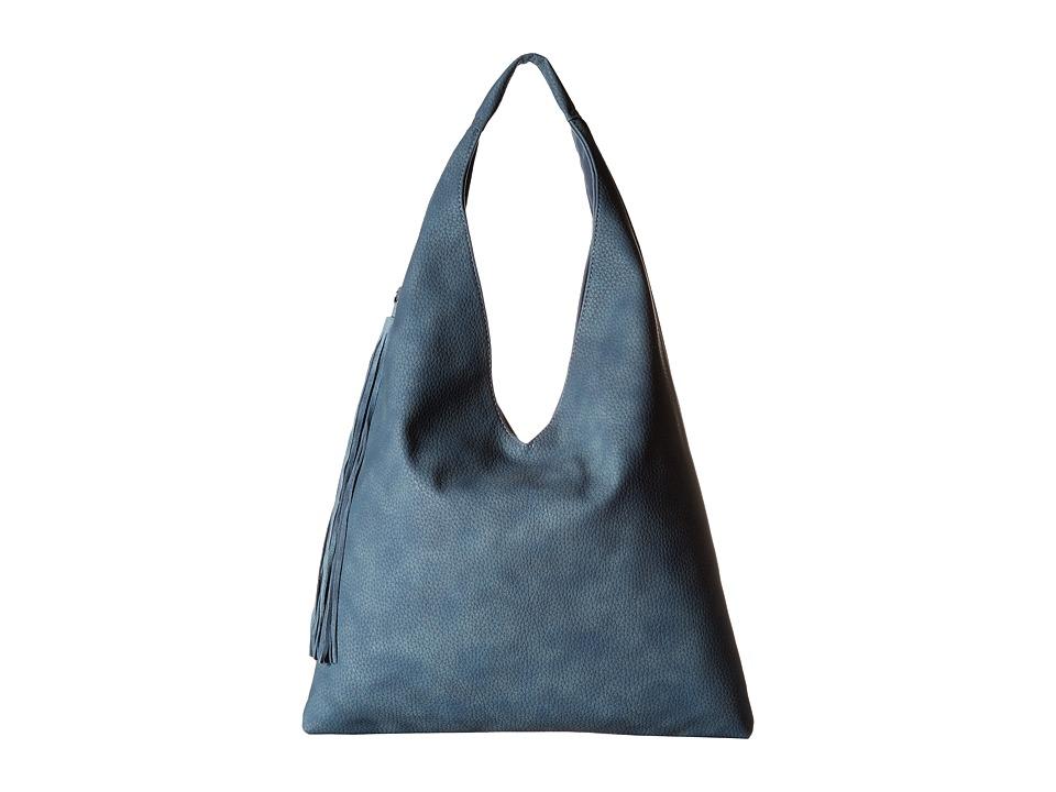 Steve Madden - BComfyy Hobo (Indigo) Hobo Handbags