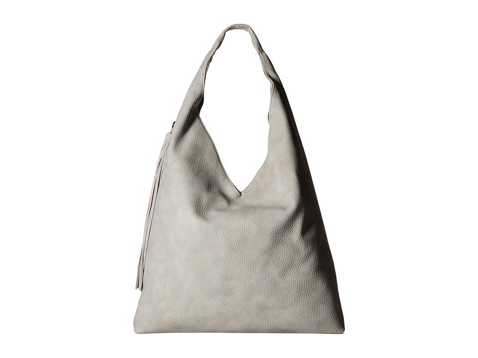 Steve Madden - BComfyy Hobo (Grey) Hobo Handbags