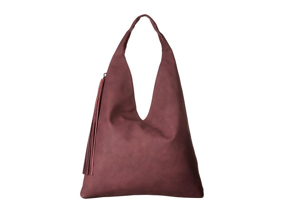 Steve Madden - BComfyy Hobo (Wine) Hobo Handbags