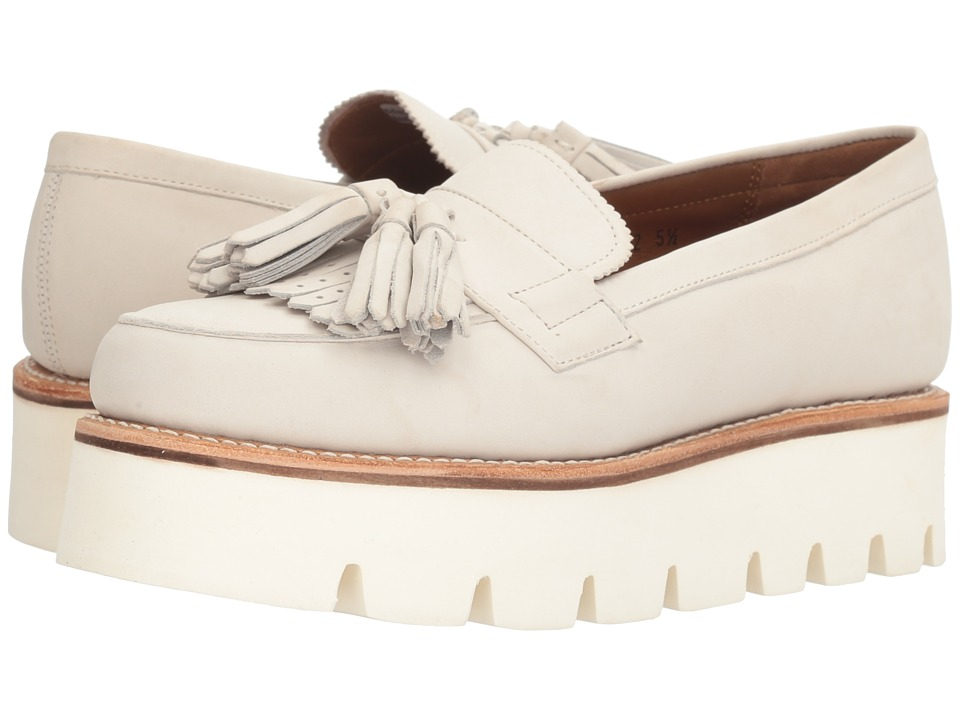 Grenson - Claudia (Ivory Calf) Women's Shoes