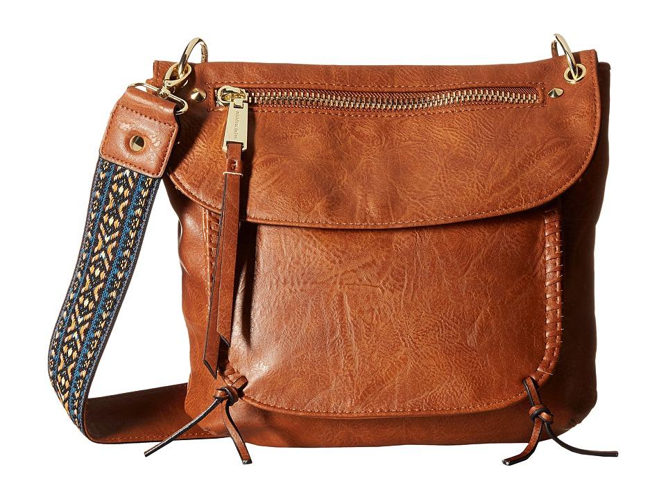 Steve Madden - BChange Crossbody (Cognac) Cross Body Handbags