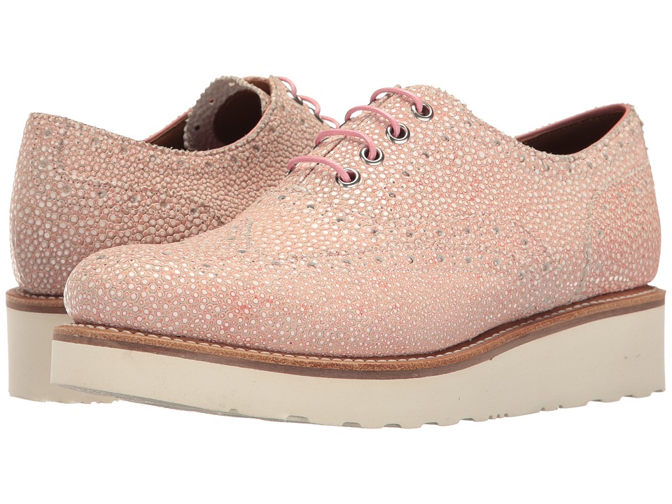 Grenson - Emily (Pink Stingray) Women's Shoes