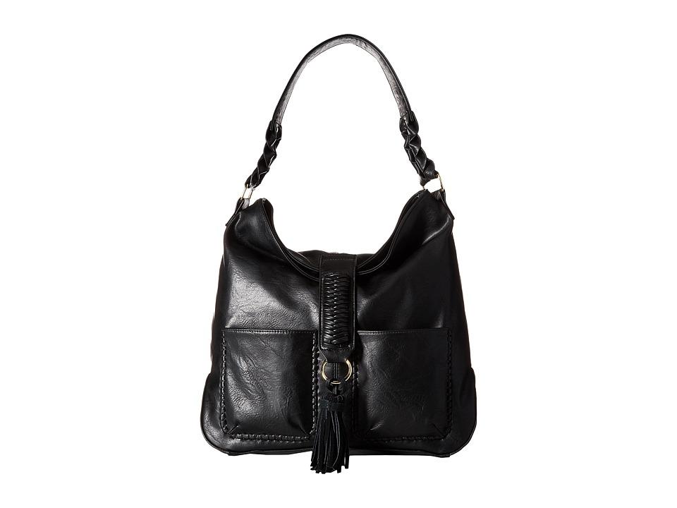Steve Madden - BTullah Hobo (Black) Hobo Handbags