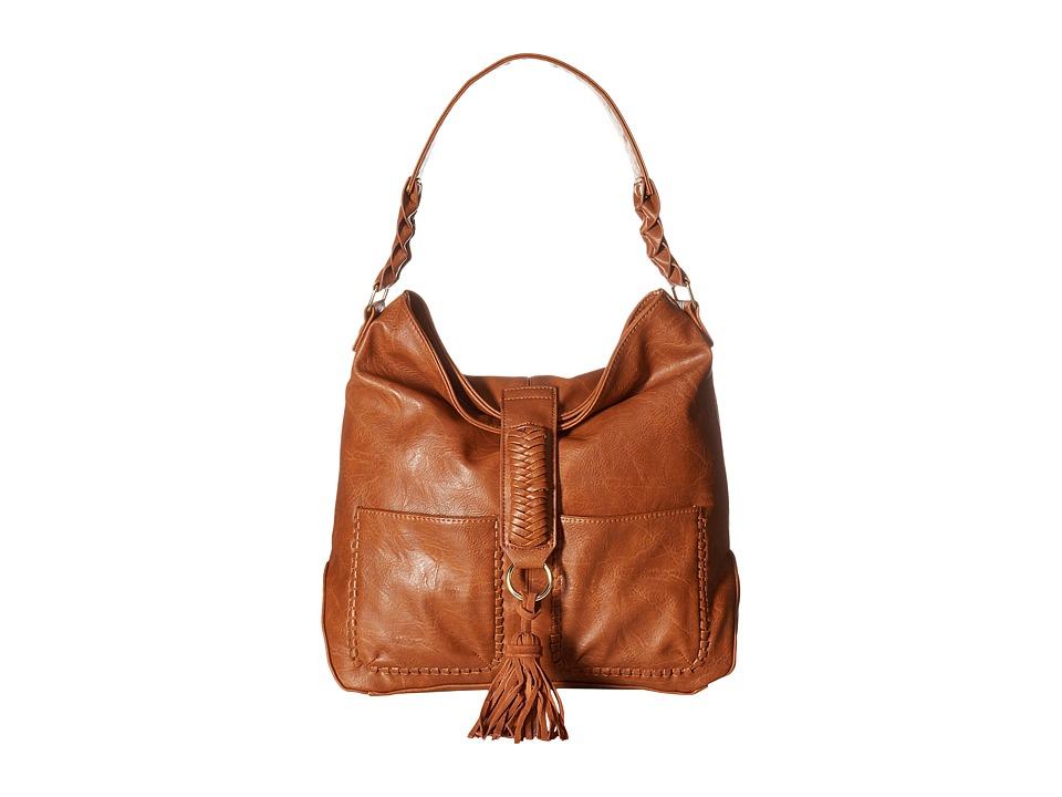 Steve Madden - BTullah Hobo (Cognac) Hobo Handbags