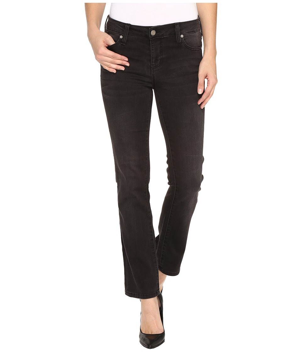 Liverpool - Petite Sadie Straight Jeans in Campfire Wash/Grey Wash (Campfire Wash/Grey Wash) Women's Jeans