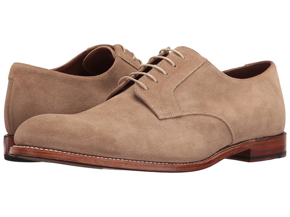 Grenson - Liam (Cloud Suede) Men's Plain Toe Shoes