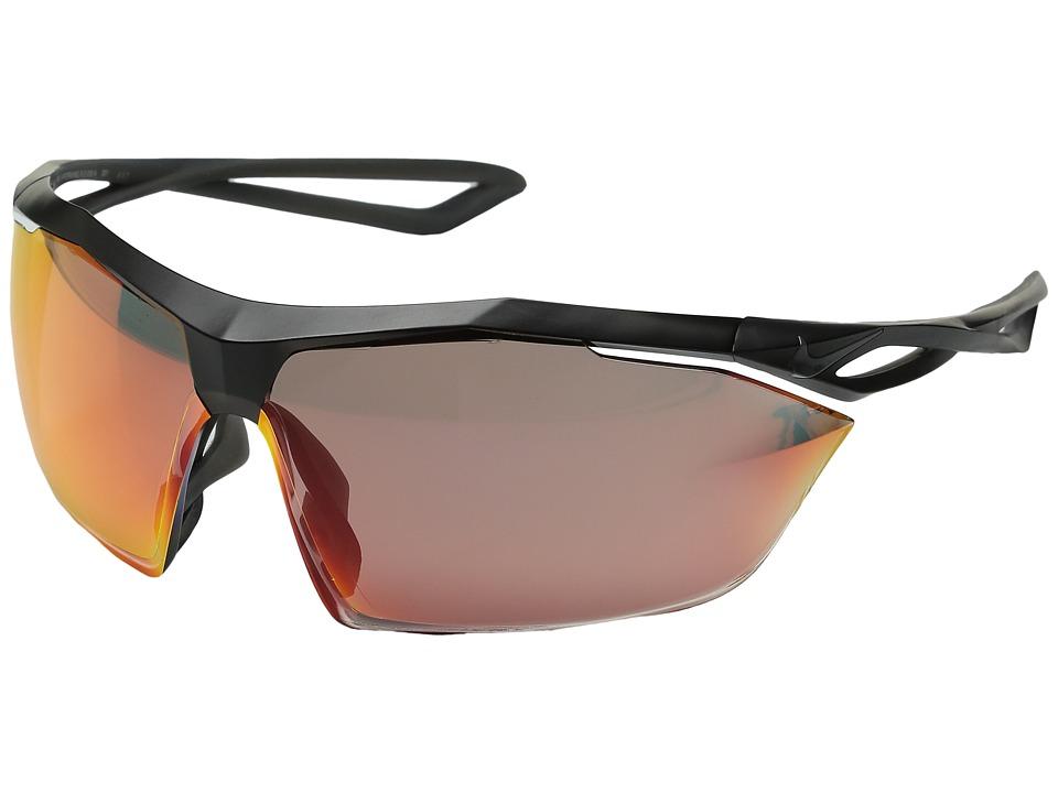 Nike - Vaporwing (Matte Black) Athletic Performance Sport Sunglasses