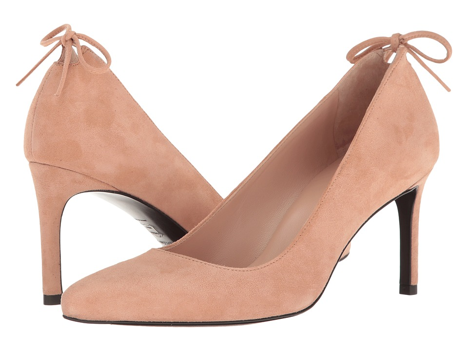 Stuart Weitzman - Peekamid (Naked Suede) Women's Shoes