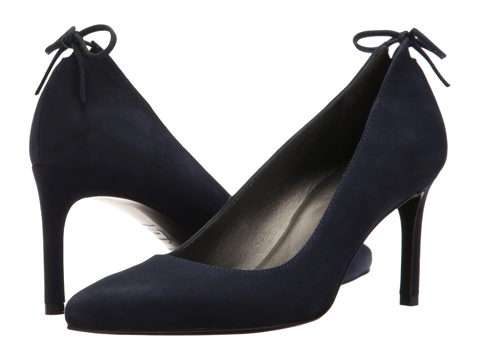 Stuart Weitzman - Peekamid (Nice Blue Suede) Women's Shoes