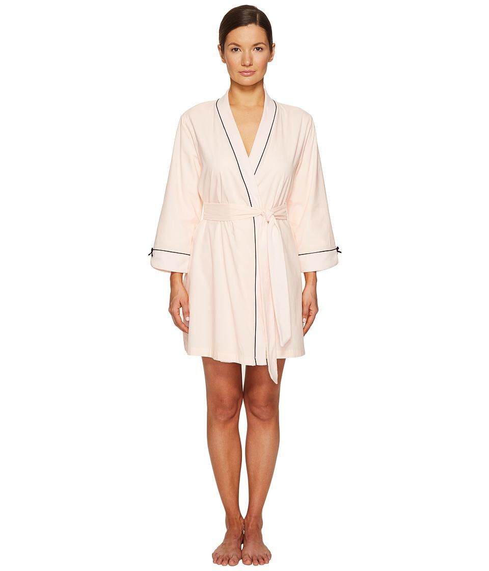 Kate Spade New York - Make Me Blush Robe (Pearl) Women's Robe