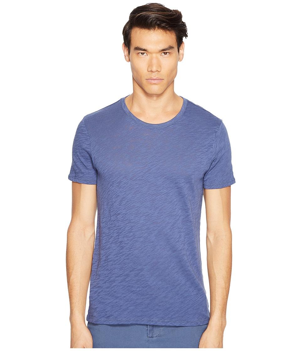 ATM Anthony Thomas Melillo - Slub Jersey Short Sleeve Crew (Cadet) Men's T Shirt