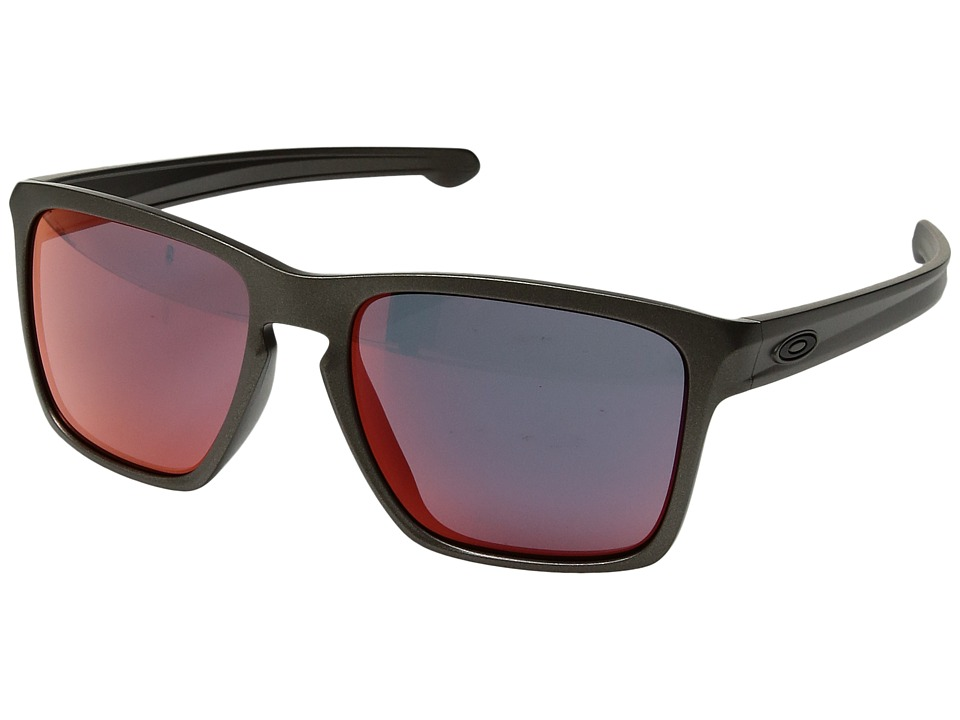Oakley - (A) Sliver XL (Lead/Torch Iridium) Fashion Sunglasses