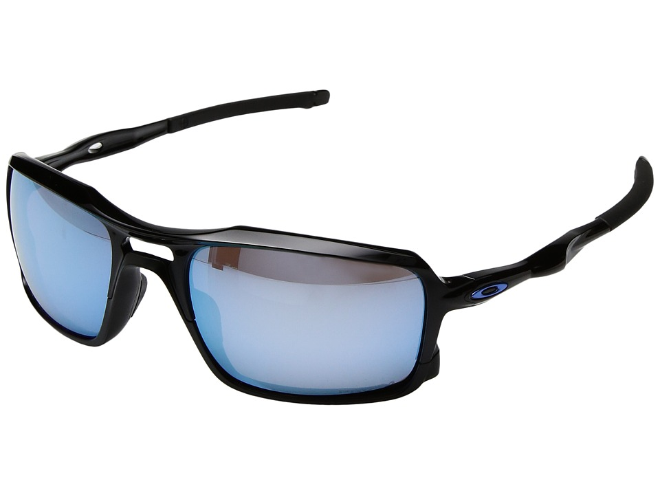e0c80e4b370 UPC 888392235961 product image for Oakley - Triggerman (Polished Black Prizm  Deep Water Polarized ...