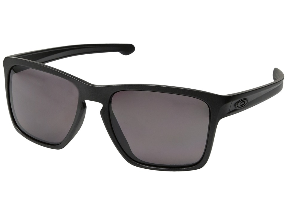 Oakley - (A) Sliver XL (Steel/Prizm Daily Polarized) Fashion Sunglasses