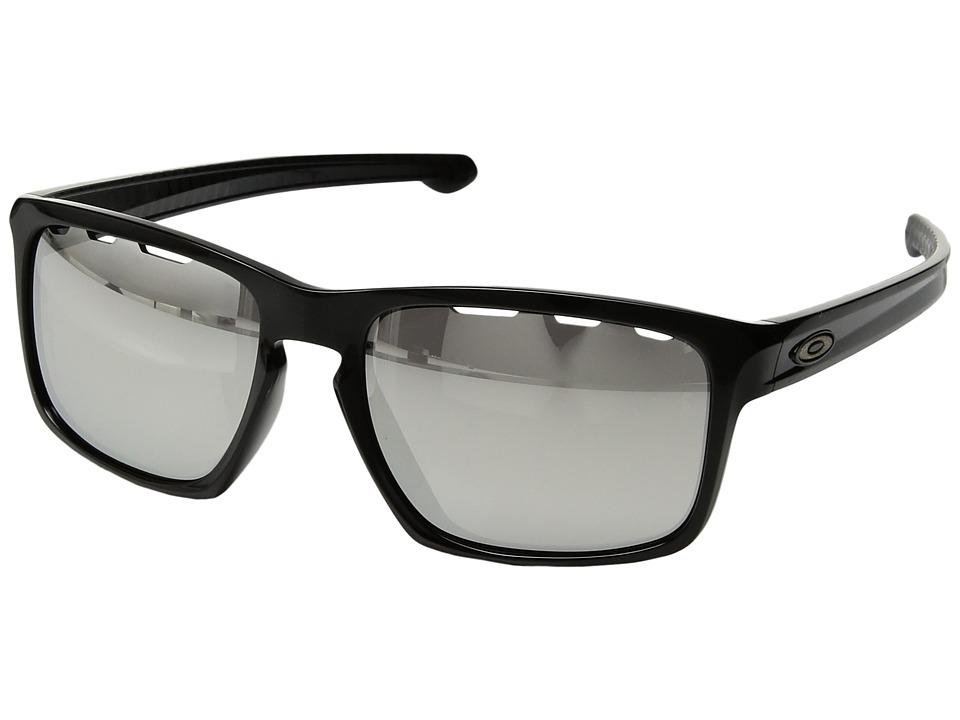 Oakley - (A) Sliver (Corten/Warm Grey) Fashion Sunglasses