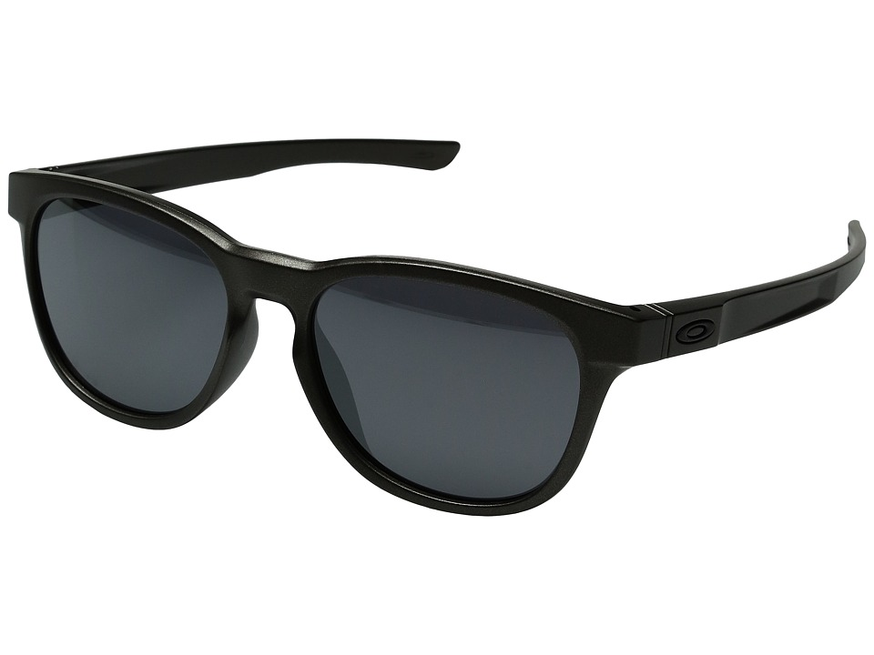 Oakley - Stringer (Lead/Black Iridium) Fashion Sunglasses