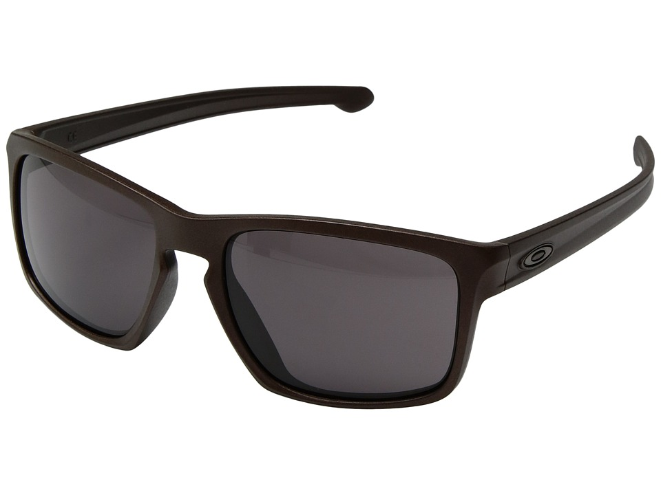 Oakley - (A) Sliver (Corten/Warm Grey) Fashion Sunglasses