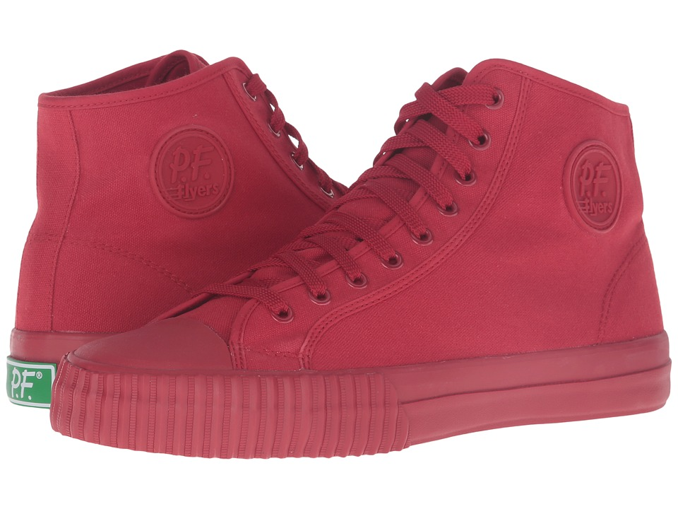 PF Flyers - Seasonal Center Hi (Envy) Men's Shoes