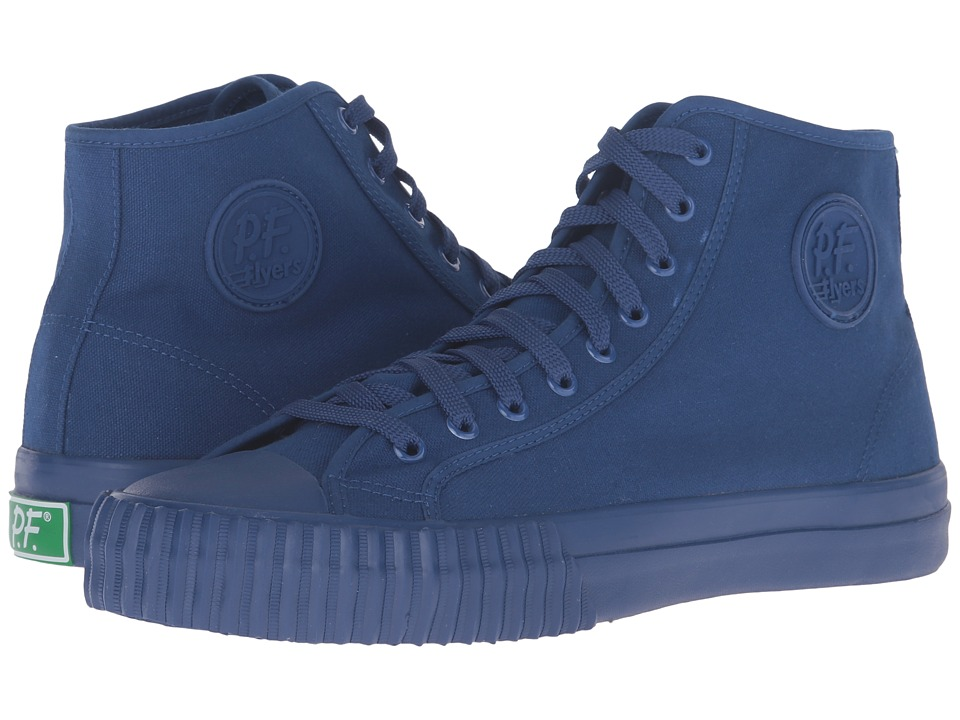 PF Flyers - Seasonal Center Hi (Atlantic) Men's Shoes