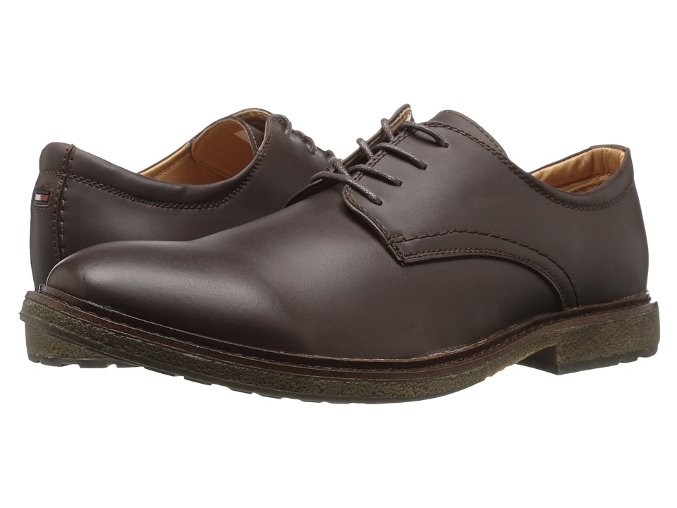 Tommy Hilfiger - Corbin (Brown) Men's Shoes