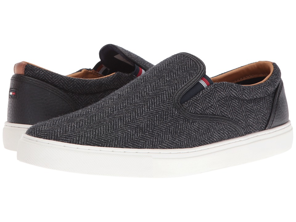 Tommy Hilfiger - Mustang 3 (Grey) Men's Shoes
