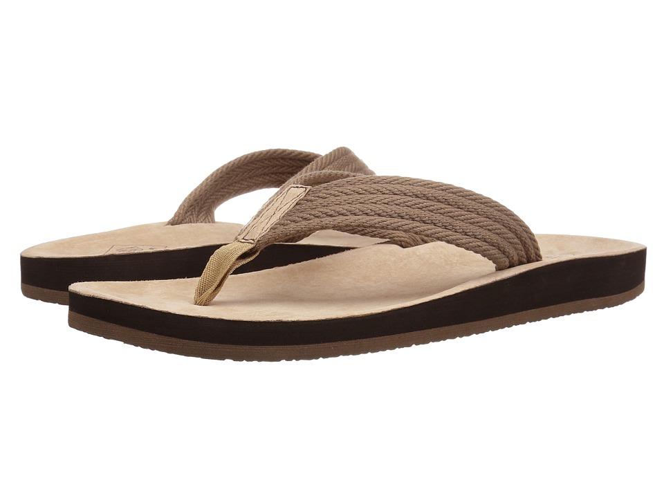 Freewaters - Miller (Tan/Brown) Men's Sandals
