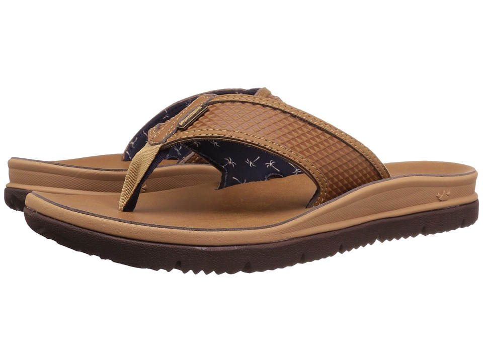 Freewaters - Tall Boy Koskin (Tan) Men's Sandals