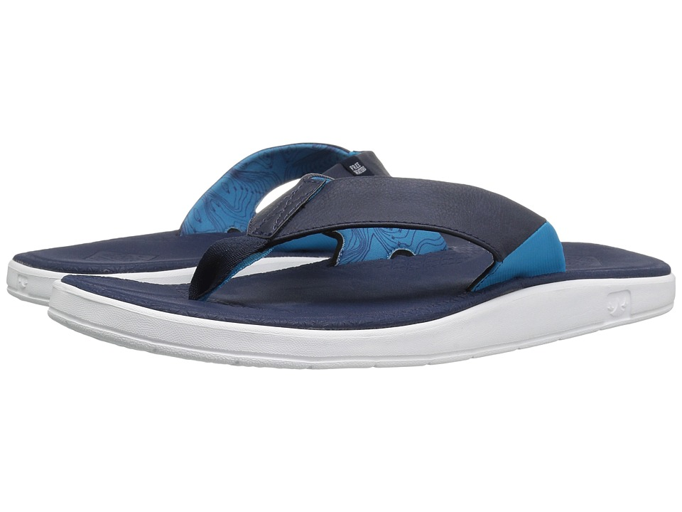 Freewaters - Strat (Navy/White) Men's Sandals