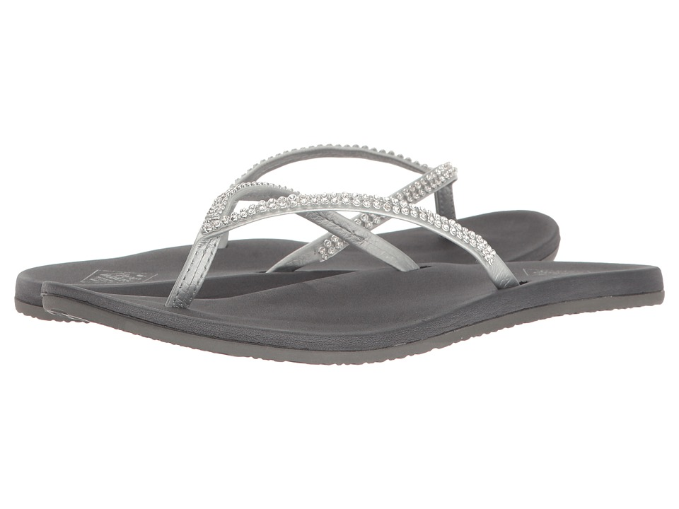 Freewaters - Bezel (Silver/Grey) Women's Shoes