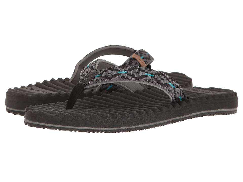 Freewaters - Alta (Black/Grey) Women's Sandals