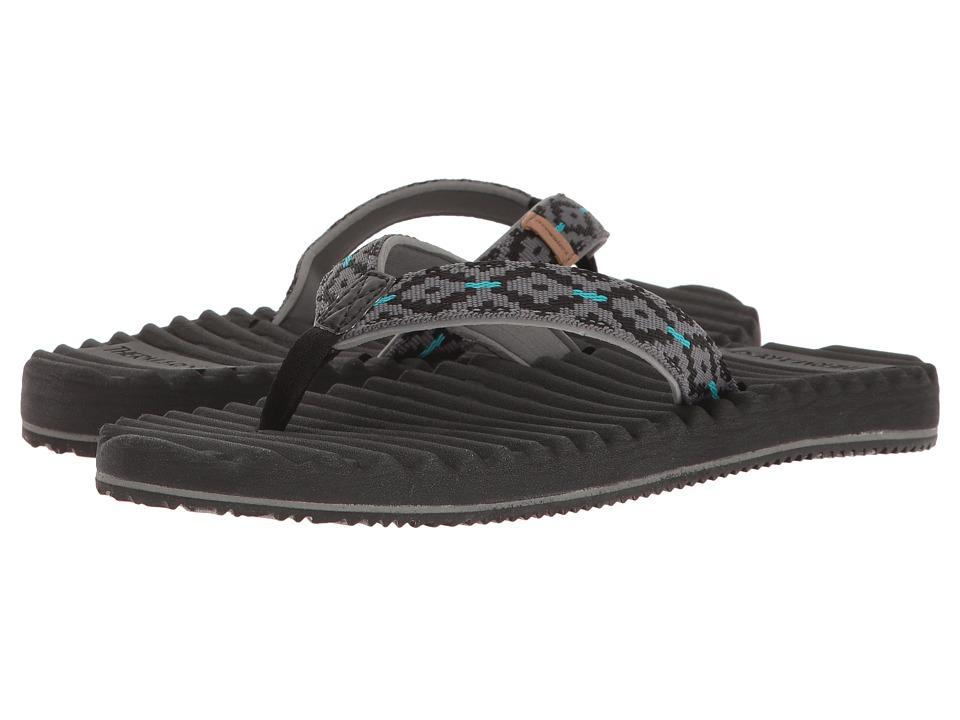 Freewaters - Alta (Black/Grey) Women's Sandals
