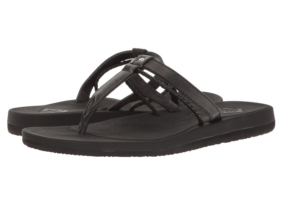 Freewaters - Riley (Black) Women's Sandals