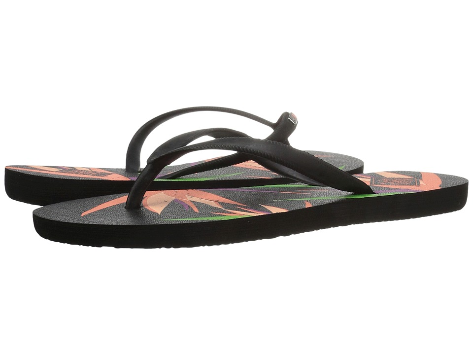 Freewaters - Jess Print (Bird of Paradise Print) Women's Shoes