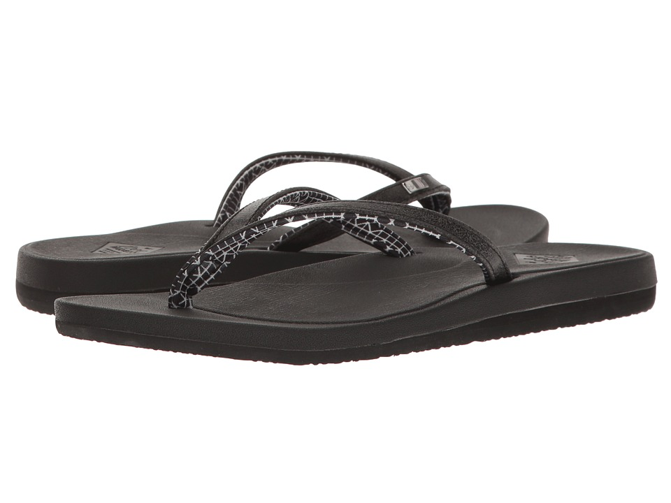 Freewaters - Lana (Black) Women's Sandals