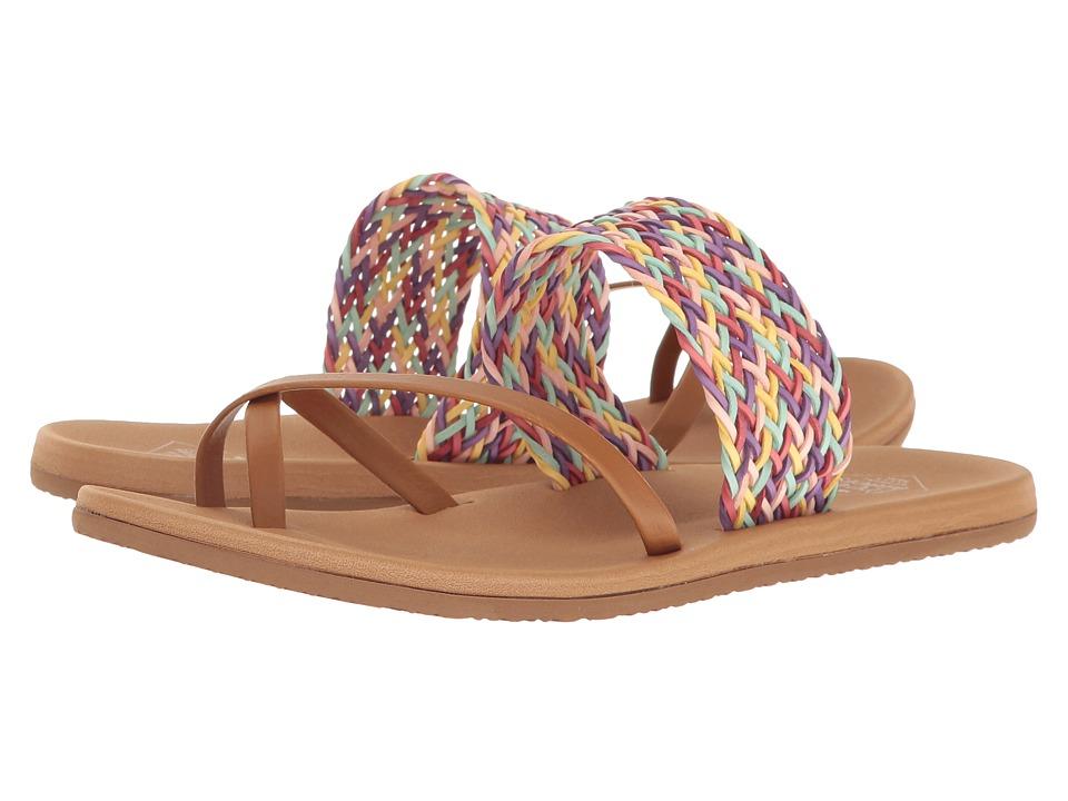 Freewaters - Carolina (Tan/Mix) Women's Shoes
