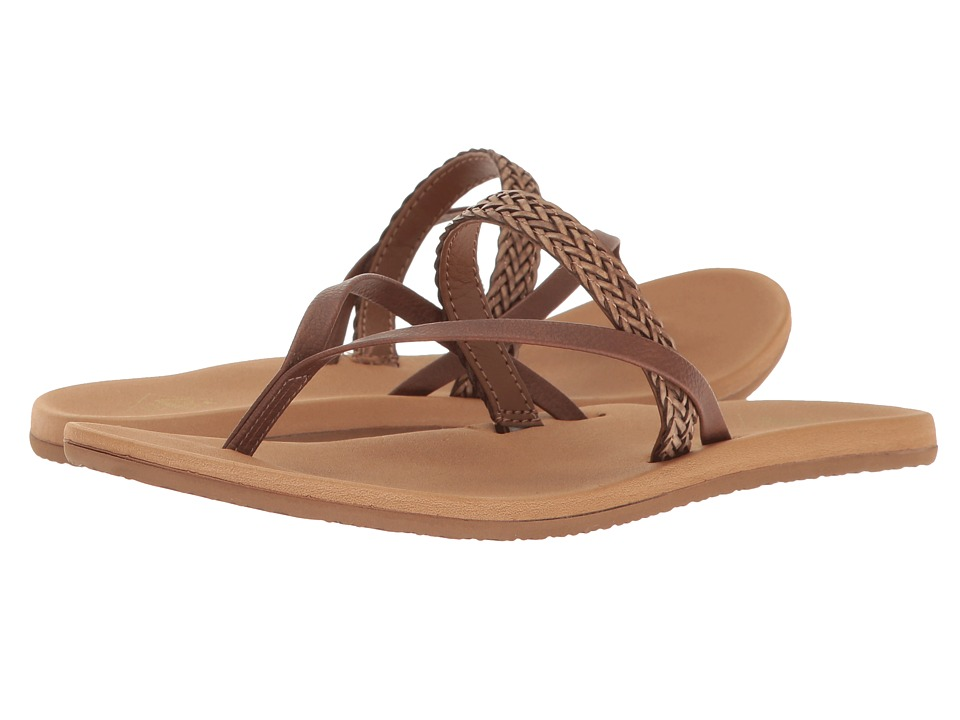 Freewaters - Ana (Brown/Tan) Women's Sandals