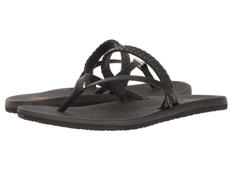 Freewaters - Ana (Black) Women's Sandals