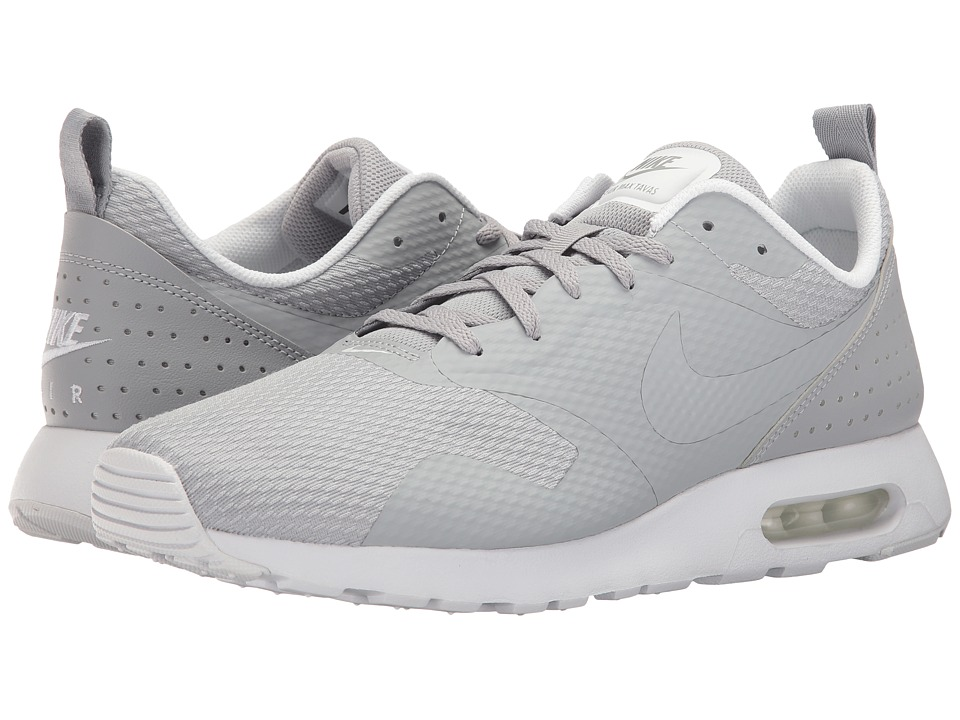 Nike - Air Max Tavas (Wolf Grey/Wolf Grey/White) Men's Shoes