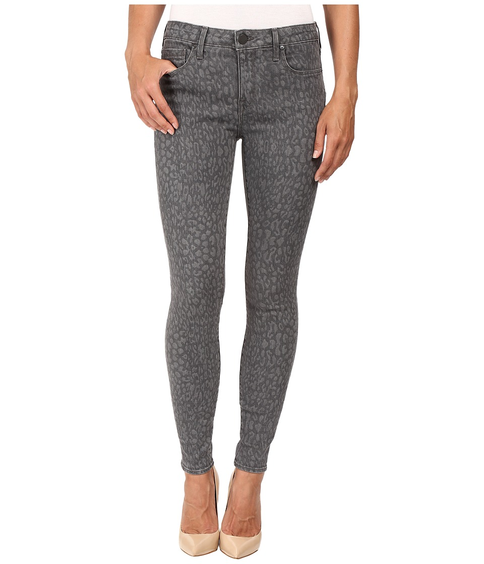 Parker Smith - Ava Skinny in Grey Leopard (Grey Leopard) Women's Jeans