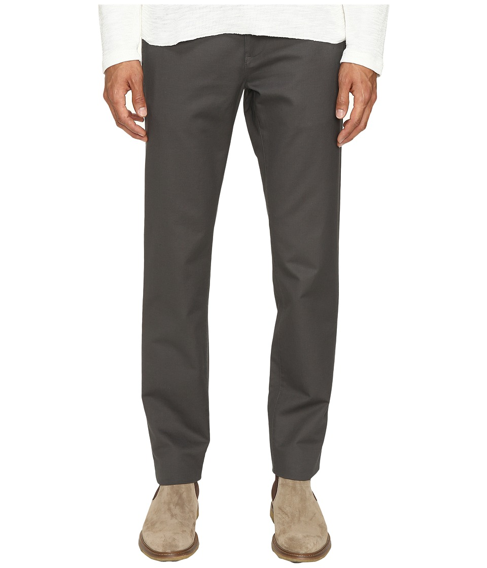 Billy Reid - Leonard Chino (Charcoal) Men's Casual Pants