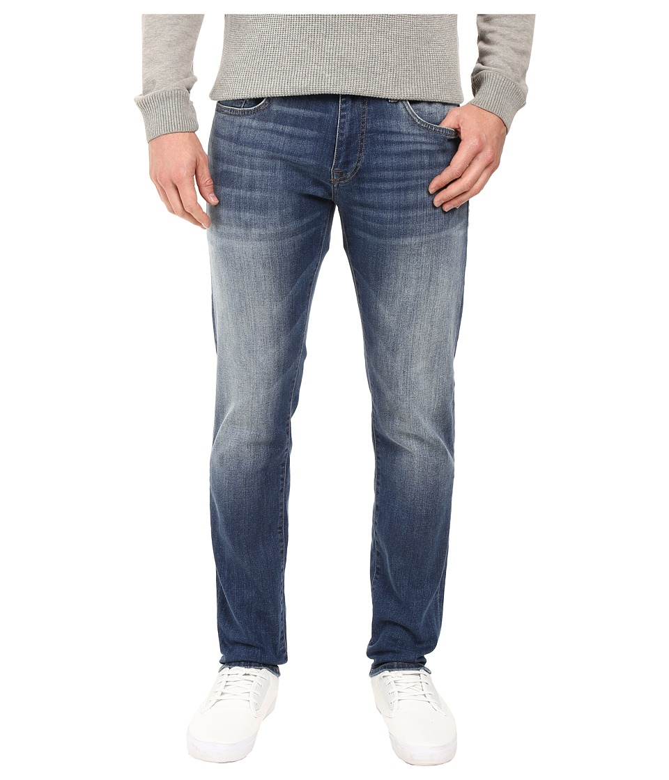 Mavi Jeans - Jake Tapered Fit in Mid Foggy (Mid Foggy Williamsburg) Men's Jeans