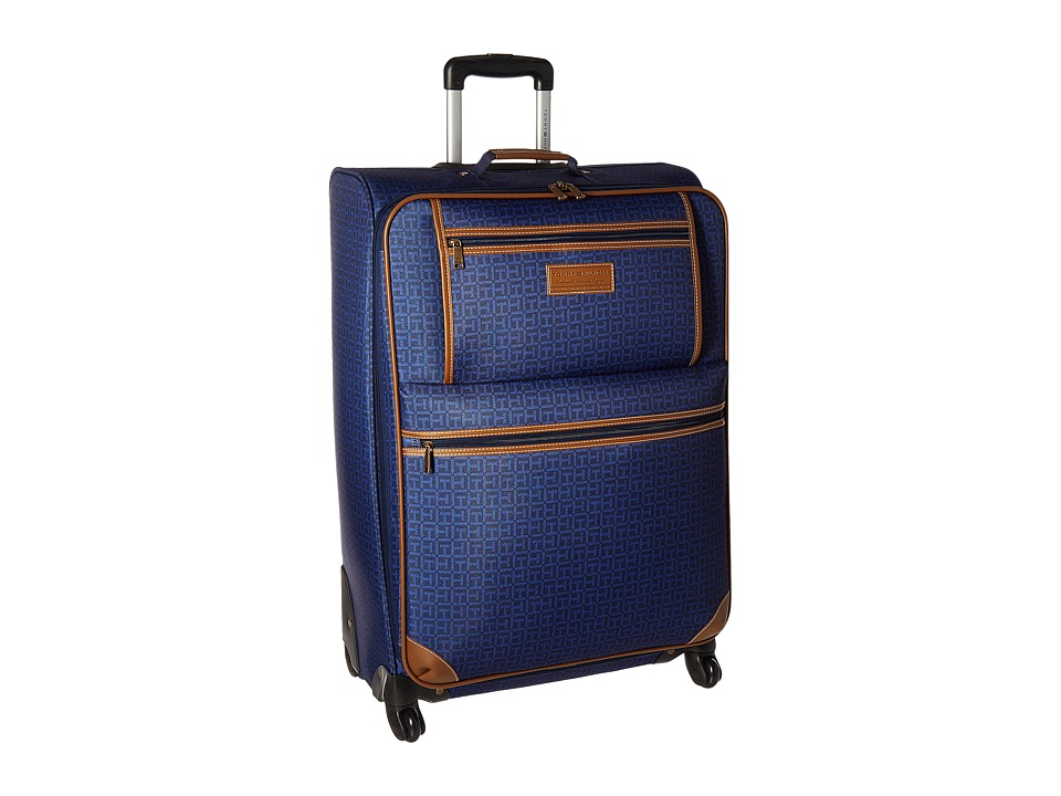 Tommy Hilfiger - Signature 2.0 28 Upright Suitcase (Navy) Luggage