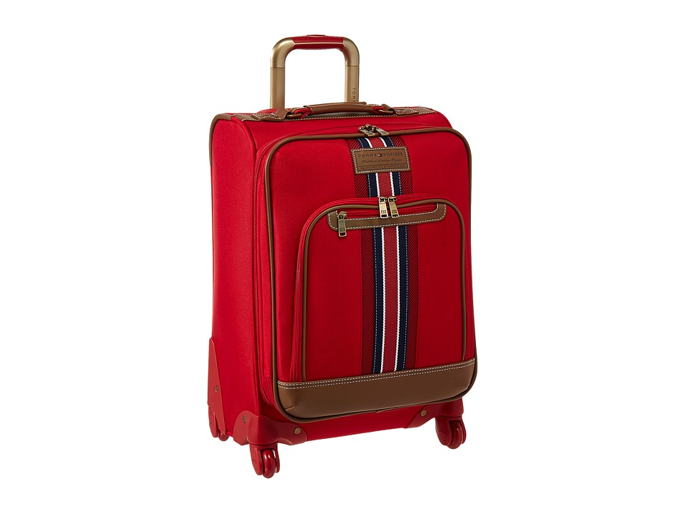 Tommy Hilfiger - Nantucket 21 Upright Suitcase (Red) Luggage