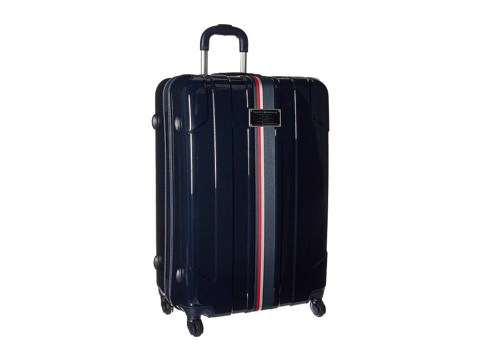 Tommy Hilfiger - Lochwood Upright 28 Suitcase (Navy) Luggage