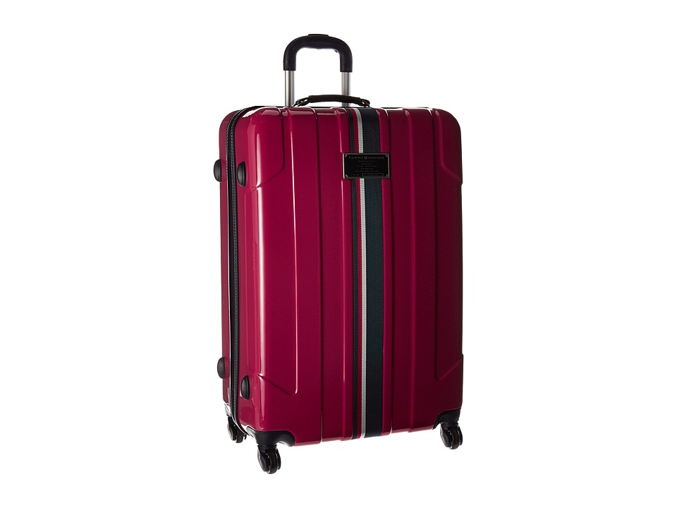 Tommy Hilfiger - Lochwood Upright 28 Suitcase (Pink) Luggage
