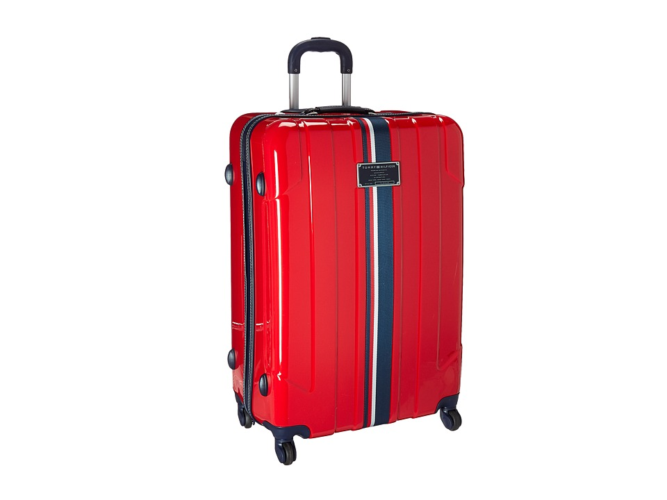 Tommy Hilfiger - Lochwood Upright 28 Suitcase (Red) Luggage